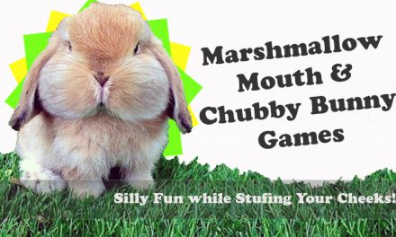 3 Marshmallow Mouth Chubby Bunny Games
