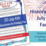 July 4th Trivia Game