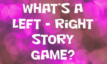 What is a Left Right Story Game