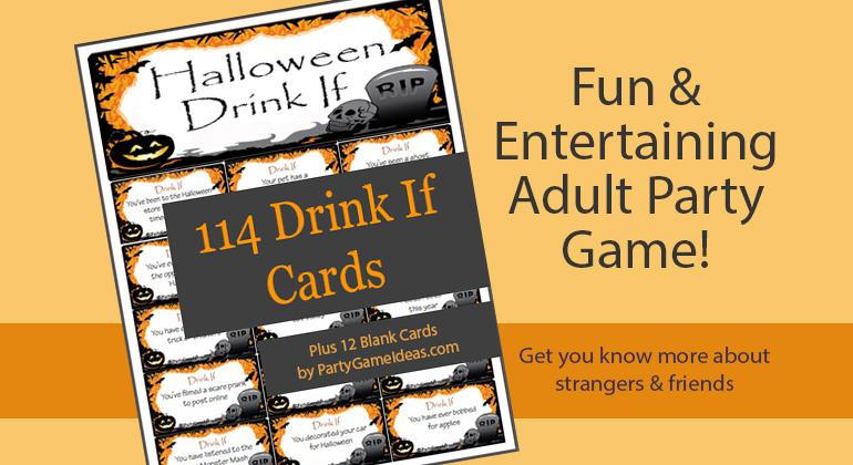 Halloween Drink If