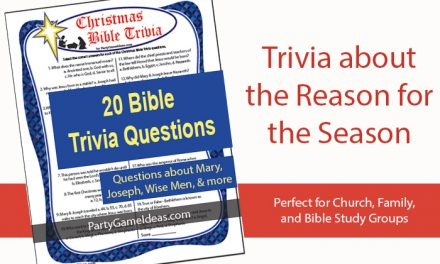 Christmas Bible Trivia Questions