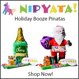 Holiday Booze Pinatas
