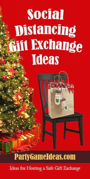 Social Distancing Gift Exchange Ideas for Christmas Parties