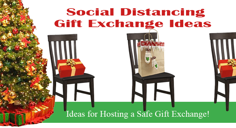 Social Distancing Gift Exchange Ideas