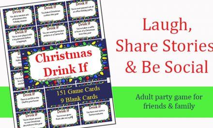 Christmas Drink If Game