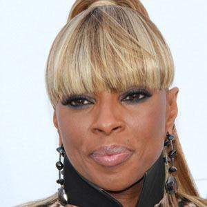 How Old is Mary J Blige Born in 1971