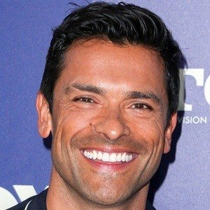 How old is Mark Consuelos Born in 1971